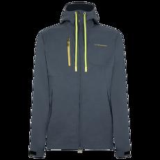 Jolly Jacket Men Carbon/Kiwi