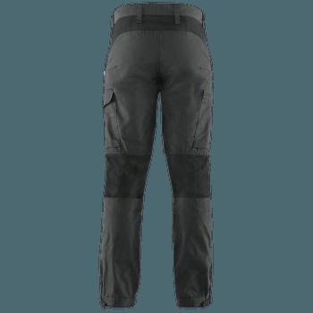 Kaipak Trousers Men Dark Grey-Black