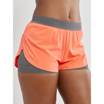 Vent 2 v 1 Shorts Women 825000 oranžová