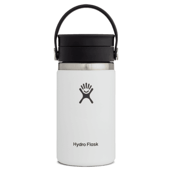 Wide Mouth with Flex Sip Lid 12 oz 110 White