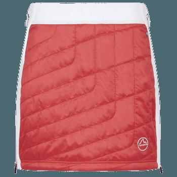 Warm Up Primaloft Skirt Women Hibiscus/White