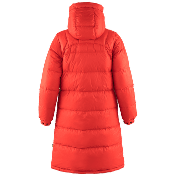 Expedition Long Down Parka Women True Red