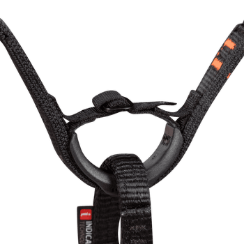 Nordwand Harness black-vibrant orange