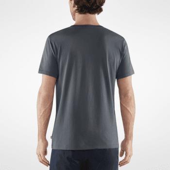 Forest Mirror T-shirt Men Grey 020