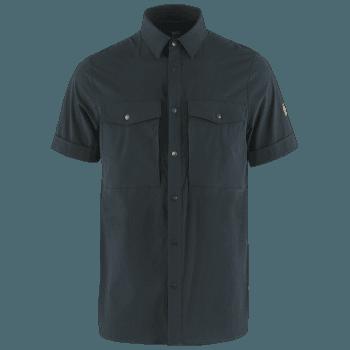 Abisko Trekking Shirt SS Men Dark Navy