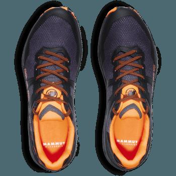 Sertig II Low Men black-vibrant orange