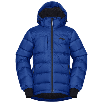 DOWN YOUTH JACKET Fogblue/Dk Navy