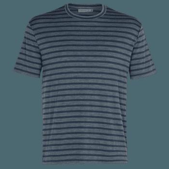 Utility Explore SS Crewe Stripe Men SERENE BLUE