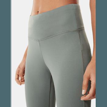 New Flex High Rise 7/8 Tight Women Agave Green