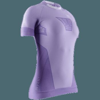 Regulator Run Speed Shirt SH SL Women BRIGHT LAVENDER/WHITE