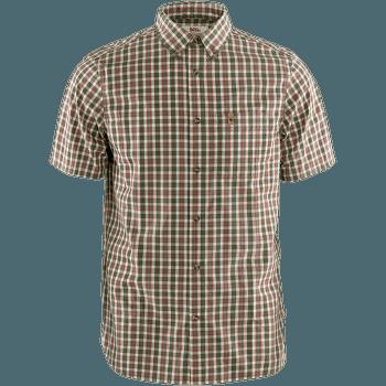 Övik Shirt SS Men Laurel Green