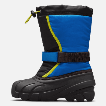 Youth Flurry (1855252) Black, Super Blue 014