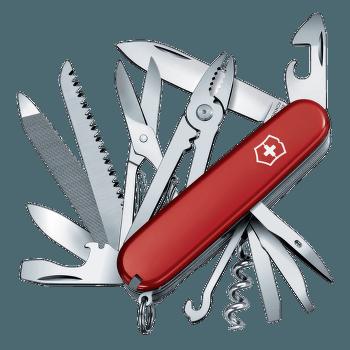 Swiss Army Knife Handyman Red