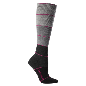 Lifestyle Compression ULC OTC Women Black/Jet HTHR/Twister HTHR
