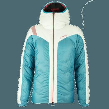 Tara 2.0 Down Jacket Women Blue Moon/White
