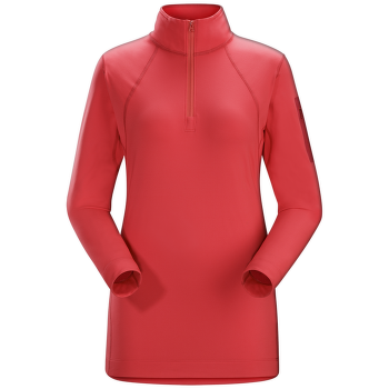 Rho LT Zip Neck Women Rad