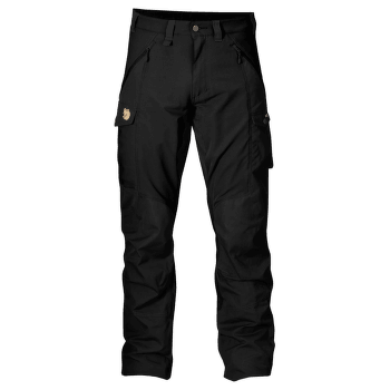 Abisko Trousers Men Black