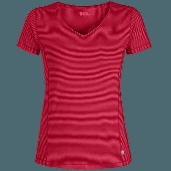 Abisko Cool T-Shirt Women Coral