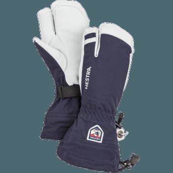 Army Leather Heli Ski 3-prsté Marin