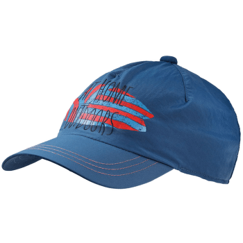 Supplex Shoreline Cap Kids ocean wave 1588