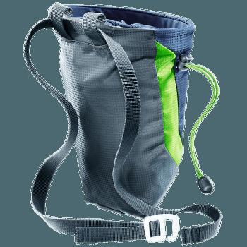 Gravity Chalk Bag II L Navy-granite