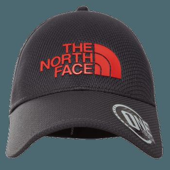 TNF One Touch Lite Ball Cap ASPHLTGR/FRYRED