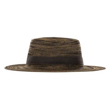 Packable Panama Hat Women KELP TAN/TNF BLACK MARL