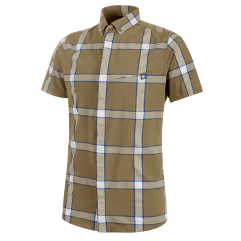 Mountain Shirt Men olive-linen-surf