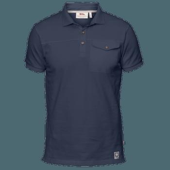 Greenland Polo Shirt Men Dark Navy