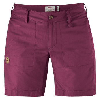 Abisko Shade Shorts Women Plum