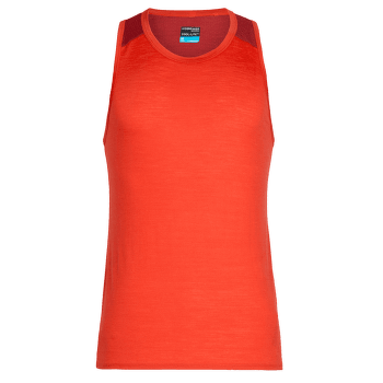 Amplify Tank Men CHILI RED/SIENNA