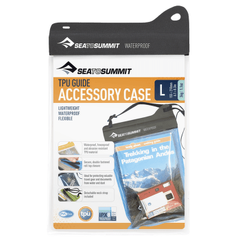 TPU Accessory Case Large Black