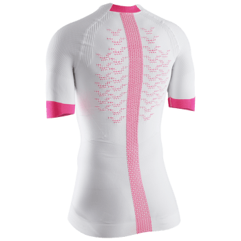 The Trick G2 Run Shirt SH SL Women White-Noen Flamengo