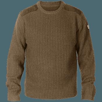 Singi Knit Sweater Men Dark Sand