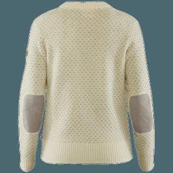 Övik Nordic Sweater Women Chalk White