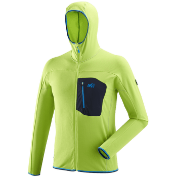 Trilogy Lightgrid Hoodie Men ACID GREEN