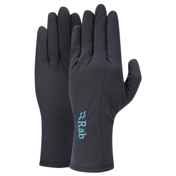 Forge 160 Glove Women Ebony/EB