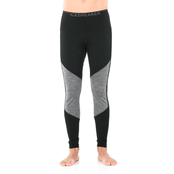 Oasis Deluxe Leggings Men Black/Gritstone HTHR