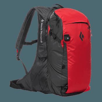 JetForce Pro Booster 35L Red
