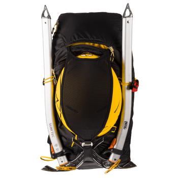 Moonlite Backpack Black/Yellow 999100