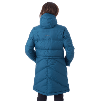 Fedoz IN Hooded Parka Women wing teal 50227