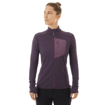 Aconcagua Light ML Jacket Women galaxy melange