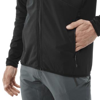 Seneca Tecno Jacket Men H TARMAC/NOIR
