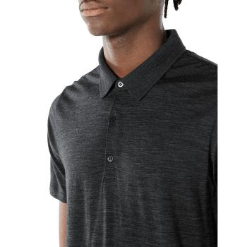 Tech Lite SS Polo Men (104124) Black1