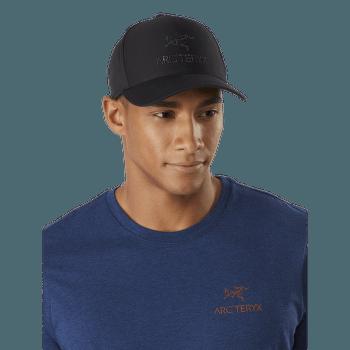 Polychrome Curved Brim Trucker Pilot/Black