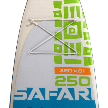 Safari 250 FT Modro - žlutá