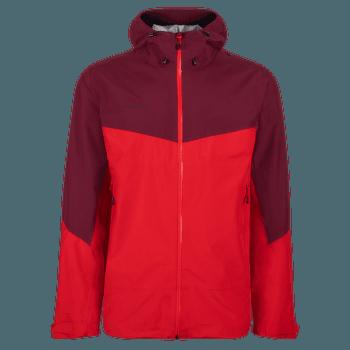 Convey Tour HS Hooded Jacket Men (1010-27840) magma-merlot