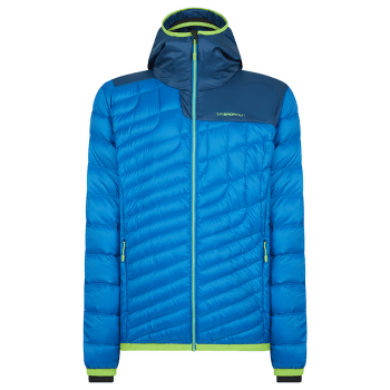 Phase Down Jacket Men Aquarius/Opal
