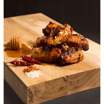 Kuřecí křídla na medu a chilli