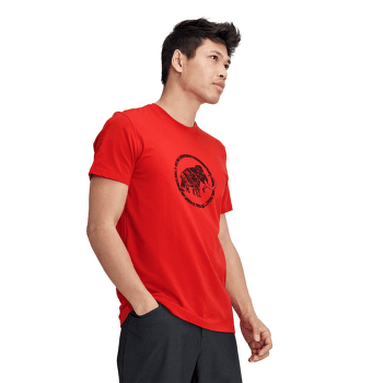 Mammut Logo T-Shirt Men (1017-07295) 3465 magma